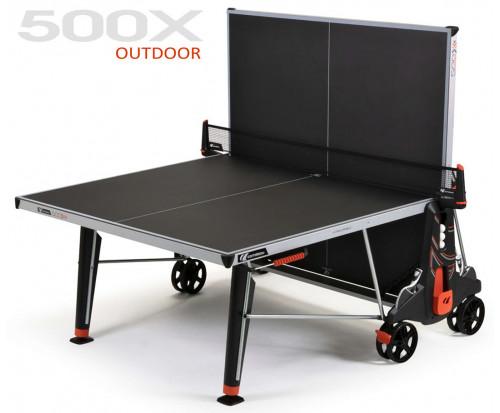Тенісний стіл Cornilleau 500x Cross Outdoor (для вулиці)