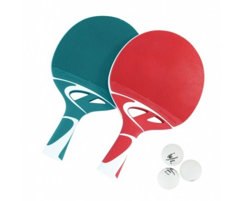 Набор ракеток для настольного тенниса Cornilleau Tacteo 50 Duo
