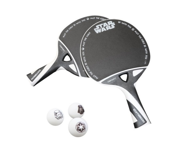 Набор ракеток для настольного тенниса Cornilleau NEXEO Star Wars