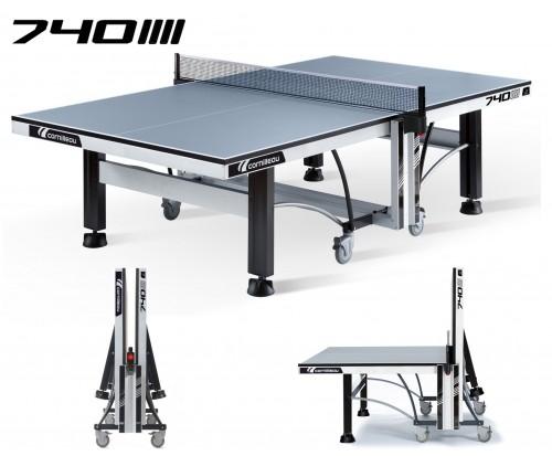 Тенісний стіл Cornilleau 740 Competition ITTF (для приміщень)