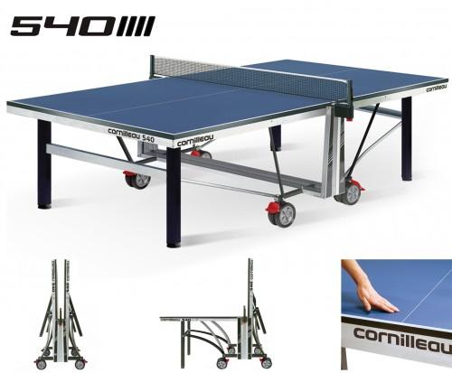 Тенісний стіл Cornilleau 540 Competition Pro ITTF (для