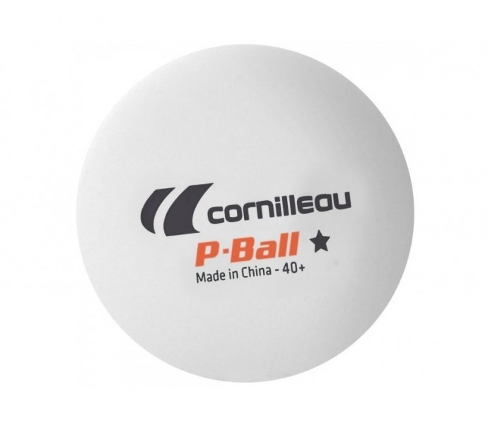 Шарики для настольного тенниса Cornilleau X72 P-ball