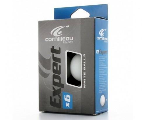 Кульки для настільного тенісу Cornilleau Expert x6