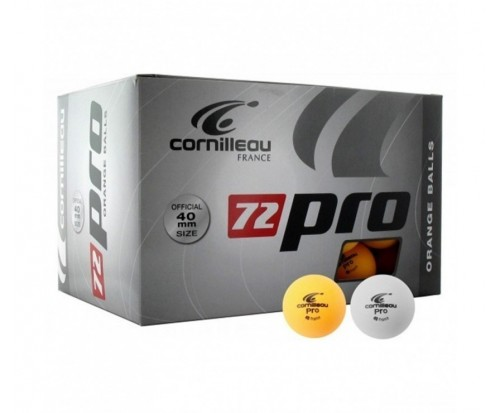 Шарики для настольного тенниса Cornilleau Pro X72