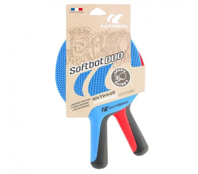 Набор ракеток для настольного тенниса Cornilleau Soft Pack Duo